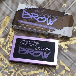 Urban decay double down brow putty